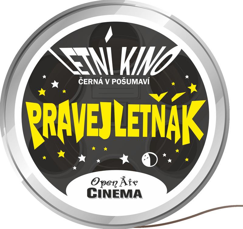 Letní kino Černá v Pošumaví, Lipno, Jižní Čechy